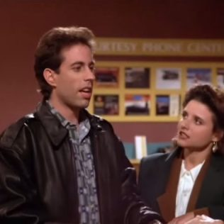 Remember this Seinfeld the car reservation episode?