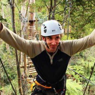 Weekend Travels: Trees Adventure at Glen Harrows Park