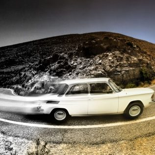 4 Unexplained Ghost Cars
