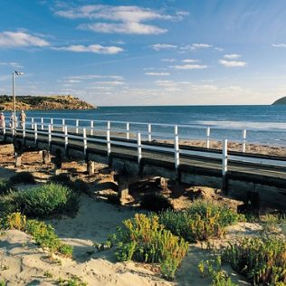 Weekend Getaway: Granite Island, South Australia