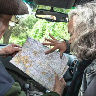 3 Useful maps for touring Australia