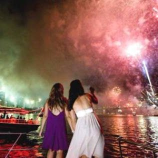 Best locations to spend New Year's Eve in Australia
