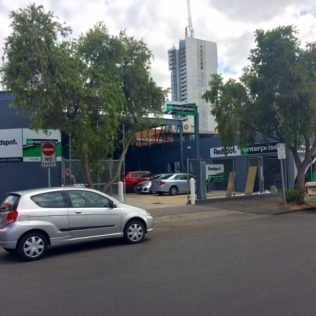 New Location in South Melbourne