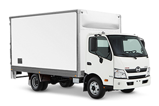 Hino 300 Series 3T Box Truck